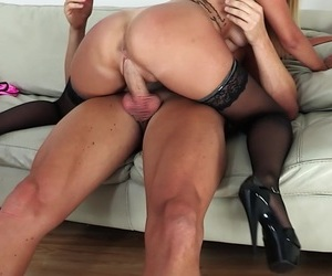 shagging from behind